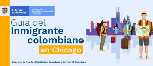 Guía del inmigrante colombiano en Chicago en 2019