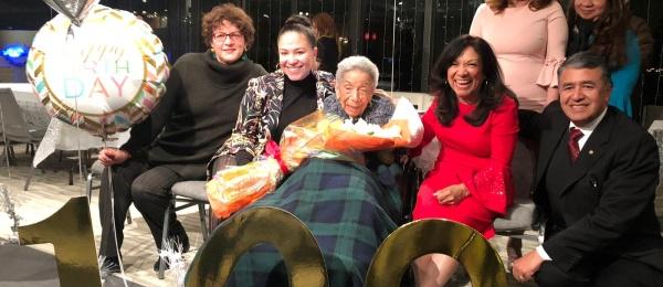Consulado de Colombia en Chicago celebró 109 años de la escritora Josefina Lombana de Vargas