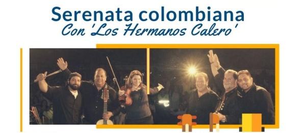 Consulado de Colombia en Chicago invita a la trasmisión en Facebook Life de la Serenata de música colombiana