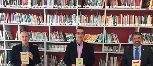 El Consulado realizó donación de libros colombianos al Instituto Cervantes en Chicago