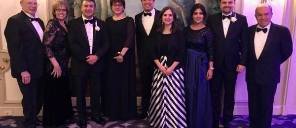 uerpo Consular de Chicago destacó a colombiano
