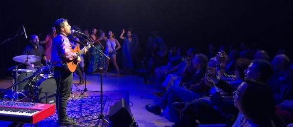 Extraordinario concierto de Lucio Feuillet en Chicago, Estados Unidos
